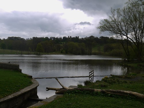 Great Pond - Hardwick Hall