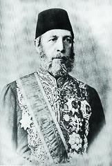 Alexandre Carathéodory Pasha Portrait