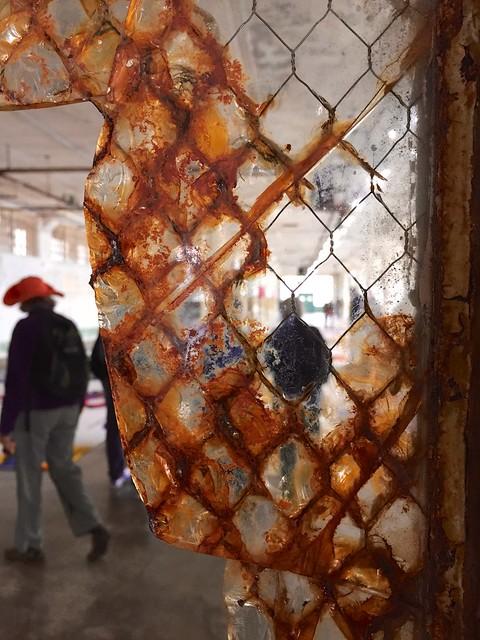 Ai Weiwei exhibit, Alcatraz