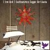 [ free bird ] Southwestern Copper Art Ad