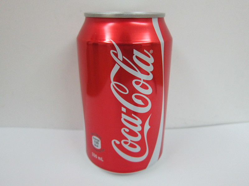 Personalized Coke Can - lesterchan