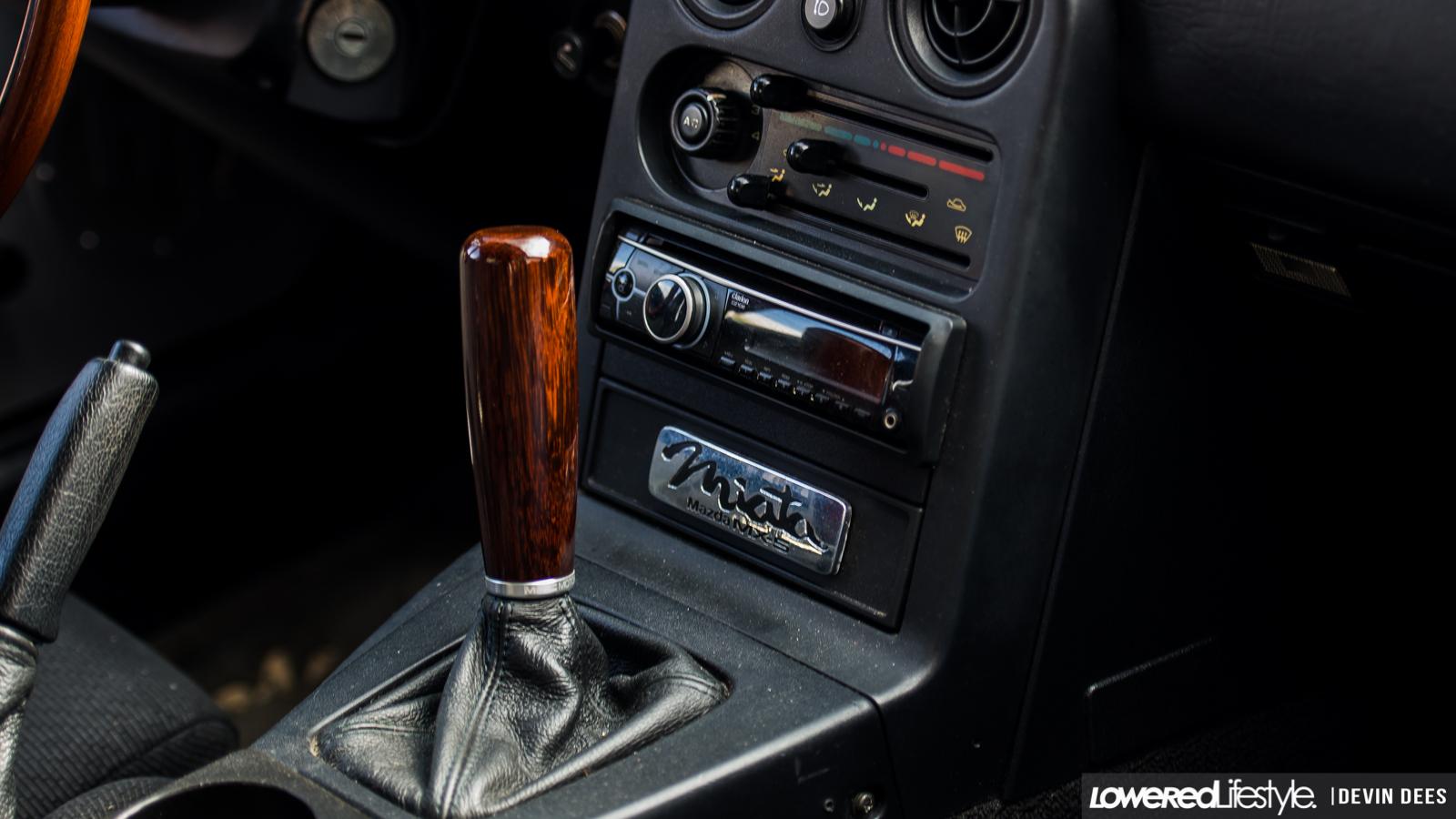 Evan's Mazda Miata