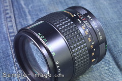 Makinon 135mm f/2.8 MC Macro
