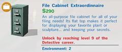 File Cabinet Extrodinaire
