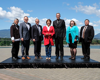 Canada's western and northern premiers will begin gathering in Vancouver as Premier Christy Clark hosts the annual Western Premiers' Conference (WPC).