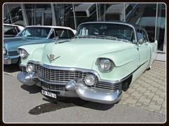 Cadillac Coupé de Ville, 1954