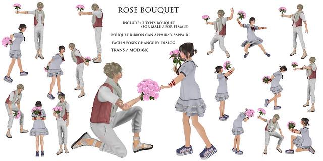 *NAMINOKE*Rose Bouquet