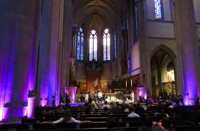 Sound Meditation at Grace Cathedral