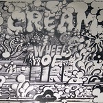 "CREAM Wheels of Fire 12"" Vinyl LP album"