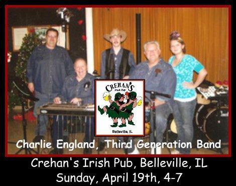 Charlie England 4-19-15