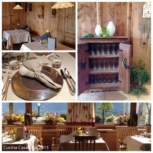 Hohenwart Restaurant Raeume