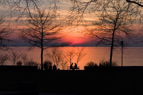 sunset silhouette deutschland sonnenuntergang badenwürttemberg langenargen sonydscrx100
