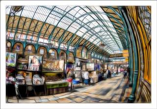 Londres - Covent Garden4 - London - Fractales
