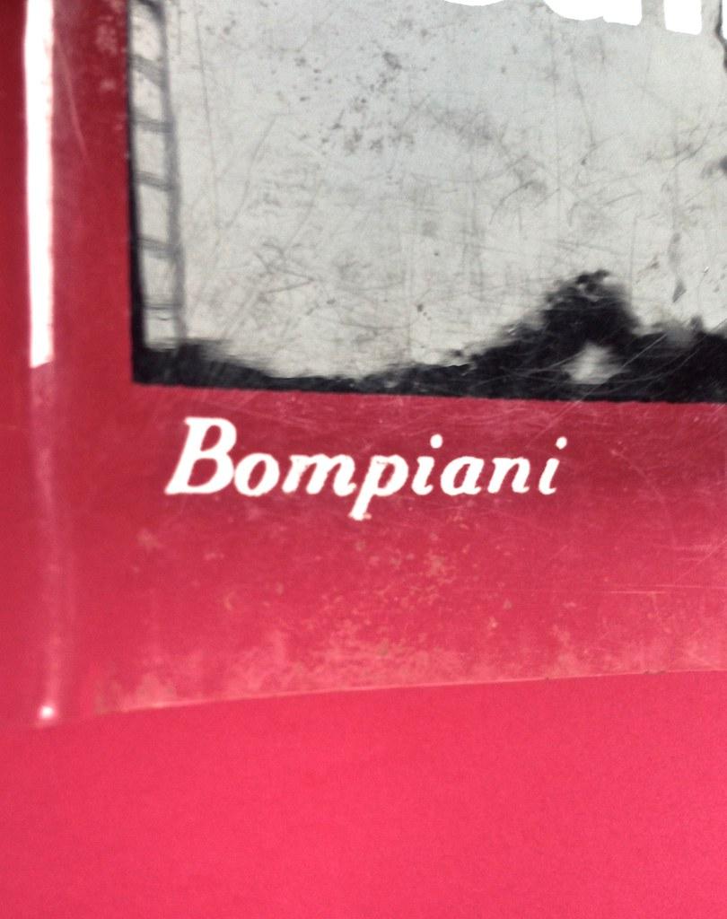 Disamore, di Libero Bigiaretti. Bompiani 1964. [Responsabilità grafica non indicata]. Prima di sovracoperta (part.), 4