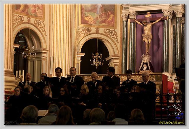 Semana Santa en Málaga. Cofradia de Viñeros (3)