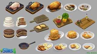 will-wurth-ts4-food