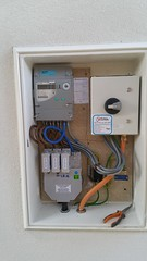 3-Phase Import Meter Installation - 61 Lanchester Road