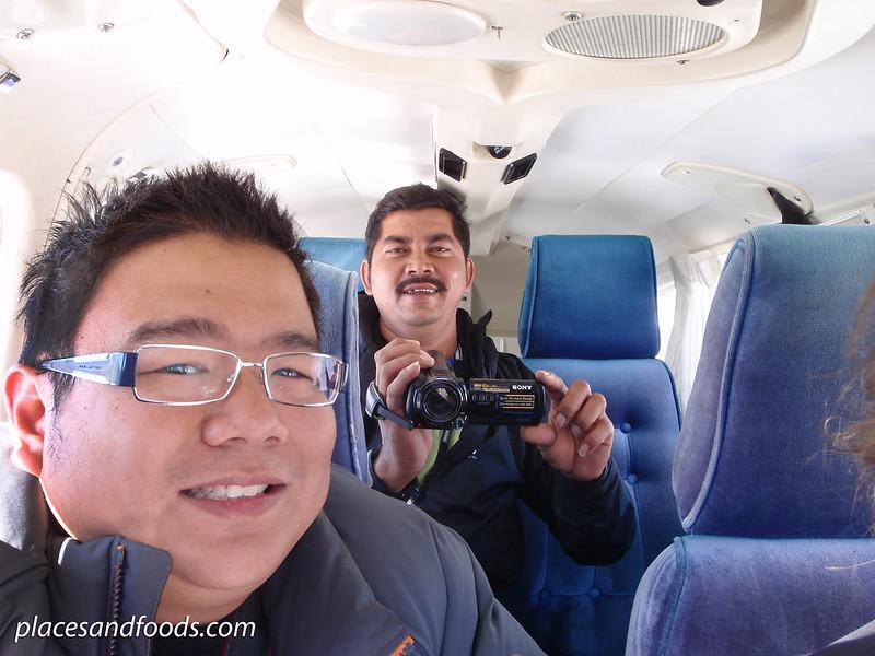 aero club ushuaia flying rate wilson