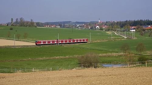 munich münchen 420 db sbahn bahn et420 sbahnmünchen baureihe420 dbbahn betriebsfahrt linies2 420471