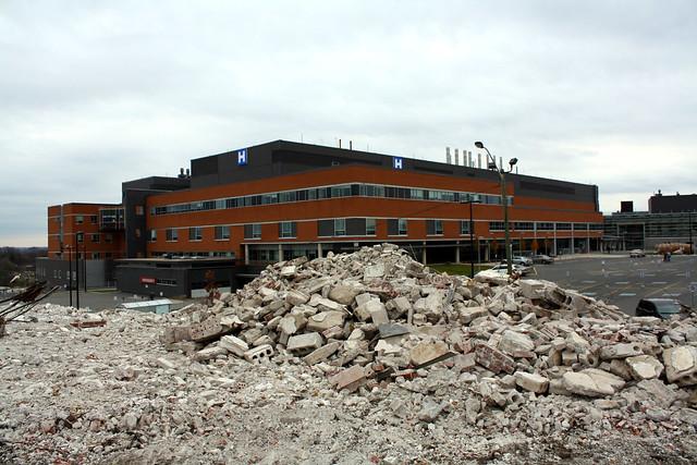 Nicholls Building