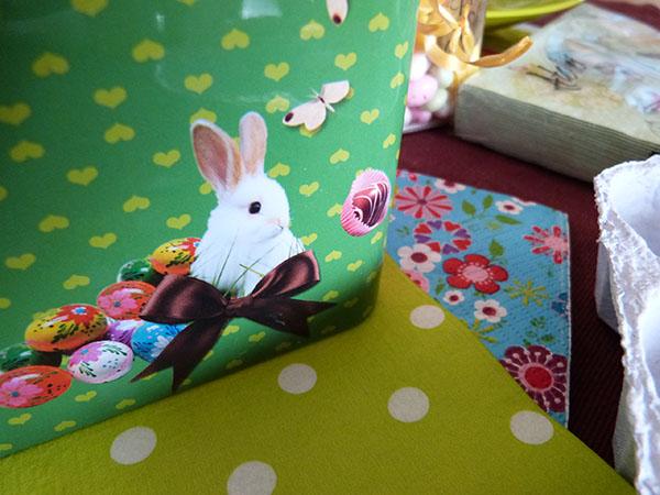 boîte lapin de Zoé