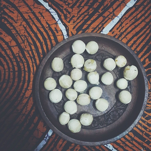 #Asala, #Africanwalnut..... Going in my herb paste. Let's see #Experimenting - #newnigeriankitchen #Nigeriancuisine #Nigerianrecipes #kitchenbutterfly #instafood #instagood #foodagram #foodstagram #fresh #healthy #health #raw #eatingclean #food #inseas