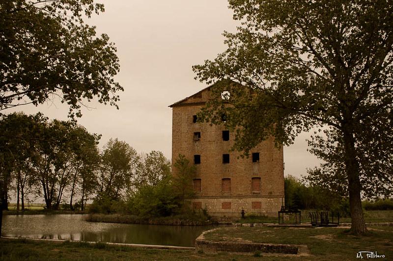 Esclusa 7 - Canal de Castilla