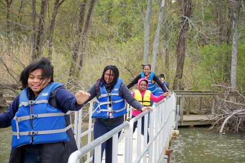 WSG at Patuxent River park (Jug Bay)