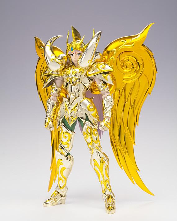 【新增官圖和販售資訊】聖闘士聖衣神話EX 黃金聖闘士白羊座穆(神聖衣)