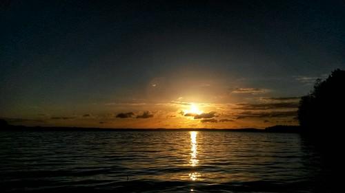 sunset auringonlasku lohja vivamo vappula samsunggalaxys4active visitlohja