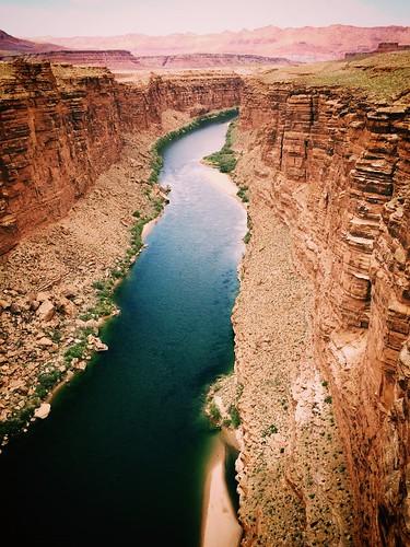 arizona utah grandcanyon marblecanyon navajobridge