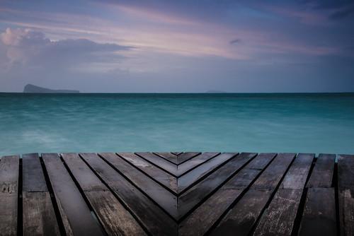 Mauritius - Seascape I