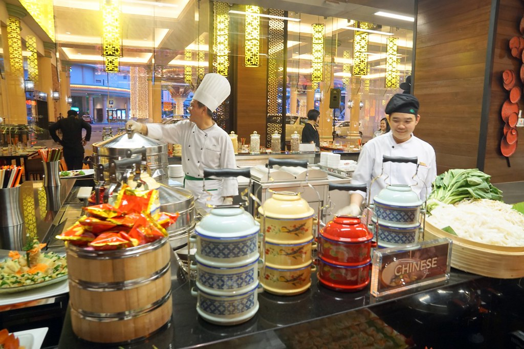 The resort cafe - sunway resort and spa - buffet-021