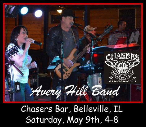 Avery Hill Band 5-9-15