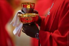 Momentos del Domingo de Pentecostés