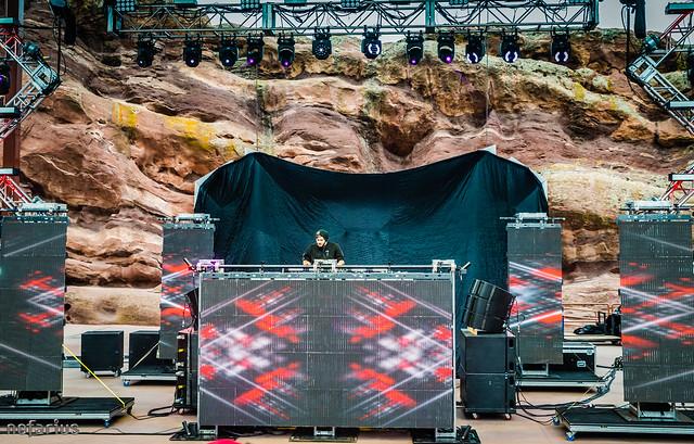 Global Dub Festival at Red Rocks Amphitheatre