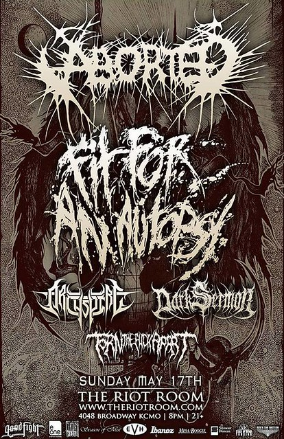 aborted flyer