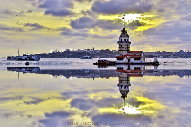 Maiden Tower, Istanbul