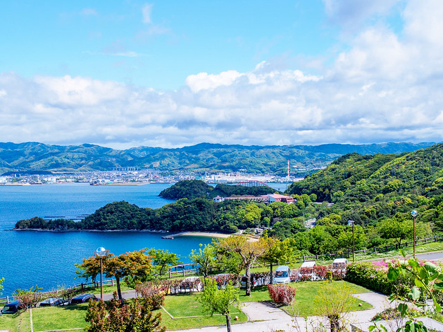 Kasadoshima 山口県笠戸島