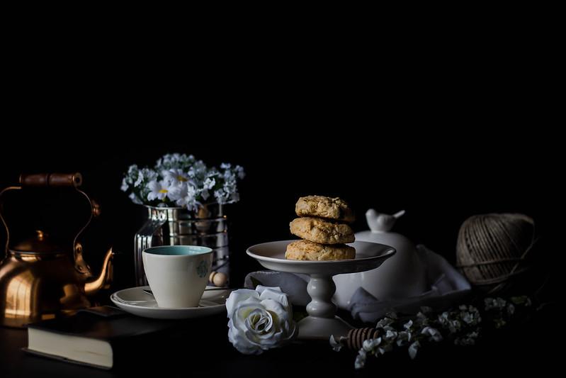 Cheddar & Chive Buttermilk Biscuits // TermiNatetor Kitchen