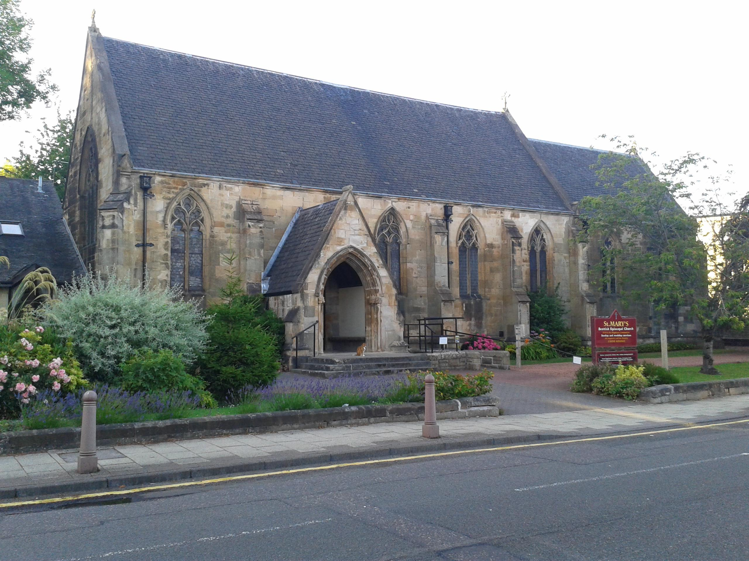 St Mary the Virgin, Hamilton, South Lanarkshire