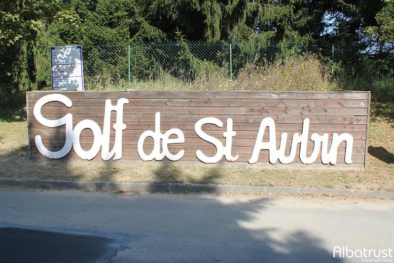 photo du golf Golf De Saint Aubin - Practice - Putting green
