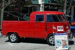 1965 VW Crewcab Pickup