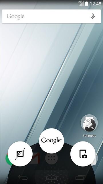 YotaPhone 2 - YotaMirror