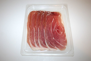 05 - Zutat Parmaschinken / Ingredient parma ham