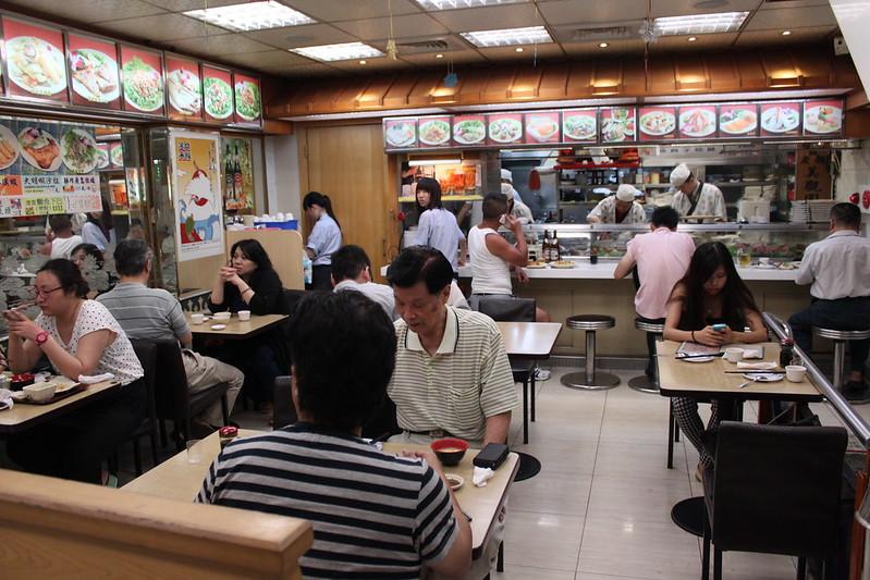 17度C大陸沙發客-西門町美食-美觀園-SOFREE披薩 (33)