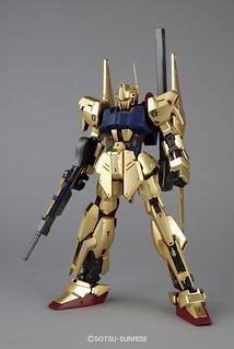 【追加官圖&販售資訊】《機動戰士鋼彈》MG  百式 2.0版本 1/100比例組裝模型