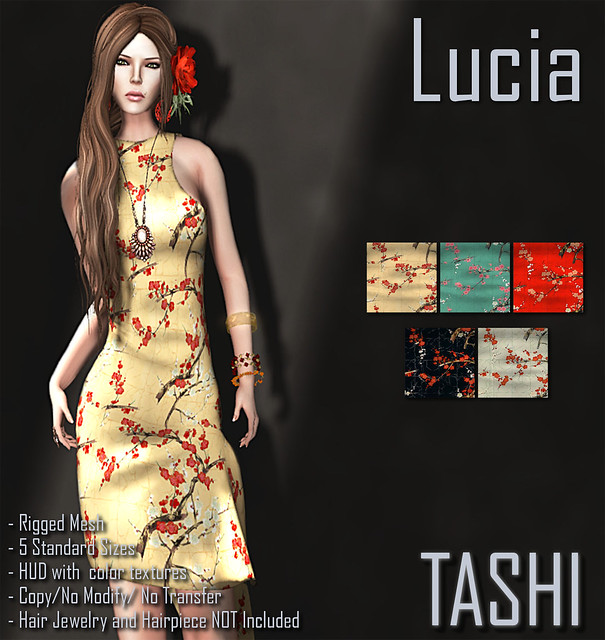 TASHI Lucia