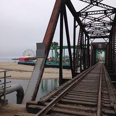 San Lorenzo River RR Bridge
