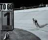 One To Go #lastlap #bell #trackbike #velodrome #fixed #fixedgear #blackandwhite #encinovelodrome #pista #ciclismo